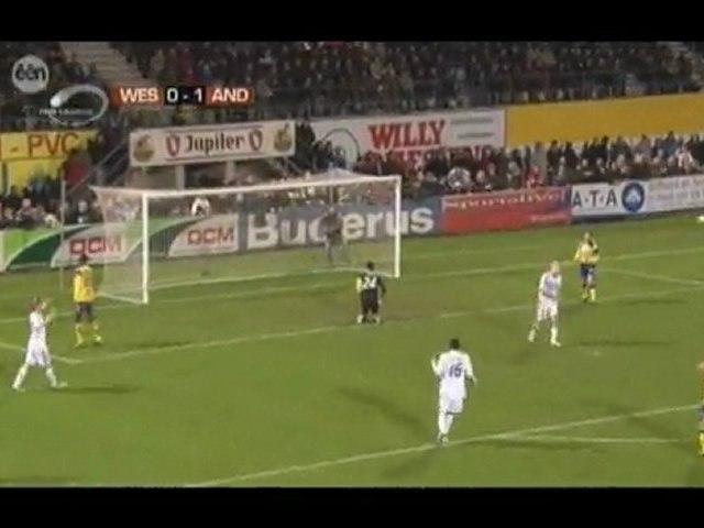 KVC Westerlo - RSC Anderlecht 0-2