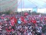 MHP mitingi ANKARA Tandoğan Mitingi  ( 13.12.2009 ) -1-