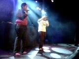 Nessyness sur scène
