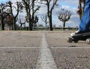Essai des strollers Wokenrol