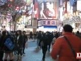 Shibuya Crossing à Tokyo