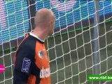 Foot : Un gardien belge fait une grosse gaffe