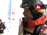 Freeride World Champion Xavier De Le Rue enters intense 2010