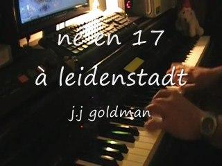 """jean jacque goldman """"né en 17 à leindenstadt"""""""
