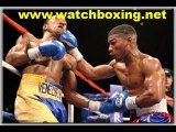 watch Tomas Rojas vs Vic Darchinyan Boxing Match Online