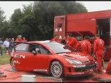 Essais 2007 - Citroen C4 WRC - Sebastien LOEB [ADAC]
