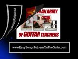 Easy Songs to Learn on the Guitar