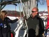 L'hiver aux angles - station de ski en Pyrénées