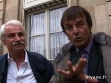 Interviews Nicolas Hulot et Yann Arthus-Bertrand