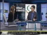Joëlle Quérin chez Mario Dumont sur cours controversé ECR