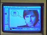 1984 : Présentation du premier Apple Macintosh par Steve Jobs