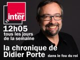 Agassi et Bern, stars internationales - La chronique de Didier Porte
