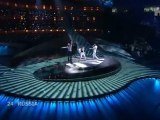 Eurovision Song Contest 2008 Russia Dima Bilan sing Believe