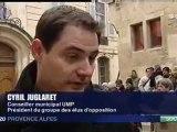 Journal télévisé France 3 Provence Alpes, édition 18/12/09