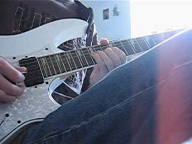 solo sweet child o mine (guns n' roses) par alexis