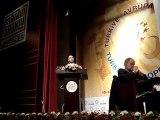 Kader Sevinç -Turkiye Avrupa Forumu - Mardin - Aralık 2009