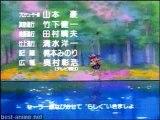 Sailor Moon générique fin