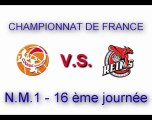 Cognac Basket ball vs Reims Champagne Basket