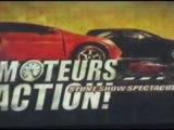 disney moteurs action stunt show spectacular