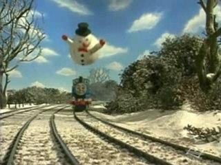 Thomas le Petit Train et ses Amis * Le Bonhomme de Neige *