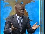 M. SANE, invité du JT de 20h de RTS1 le 20 octobre 2009