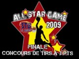 All Star Game - concours 3 pts