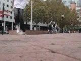Le C-Walk, nouvelle danse de rue