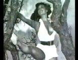 Bettie Page revient sur sa vie de pin-up