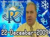 RussellGrant.com Video Horoscope Taurus December Tuesday 22n