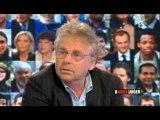 Clash entre François Bayrou et Daniel Conh Bendit