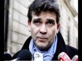 Arnaud Montebourg va bientôt quitter l'un de ses mandats