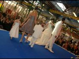 salon mariage Part4 defile robes mariees d' aphrodite