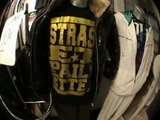 T-SHIRT STRASS ET PAILLETTES RECORDS EN VENTE CHEZ URBAN SHOP