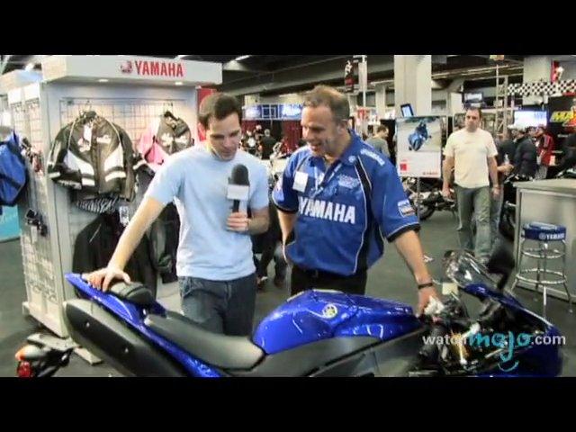 Yamaha Motorcycles – 2009