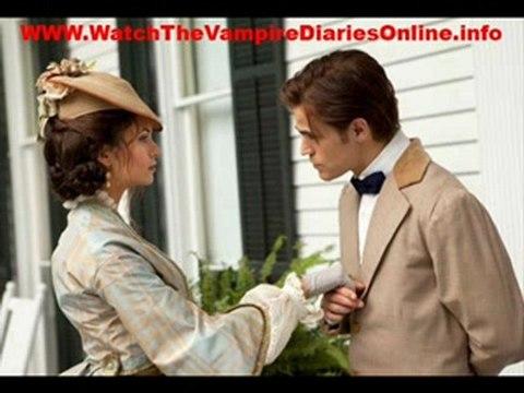 watch the vampire diaries season 1 episode 1