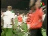 Algérie euphorie après le match contre l'Égypte