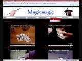 Tour de magie explication cartes carte explique revellé