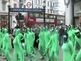 Black Eyed Peas Flash Mob London