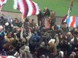 PSG-Grenoble 23/12/09 Virage Auteuil après le 2nd but
