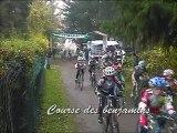 cyco-cross de La ferté sous Jouarre 2009 Ecole de vélo