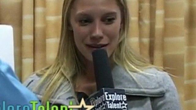 Battlestar Galactica Starbuck Katee Sackhoff Nip/Tuck