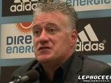 """Didier Deschamps : """"Ca m'emmerde royalement !"""""""