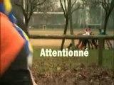 """Publicité AXA 2009 """"Bonne fête Papa"""" - CLARISSE TENNESSY"""