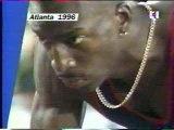 Atlanta 1996 Michael Johnson 19.32 WR