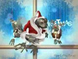 Joyeux Noel drole de Noel chez les Mouches  !