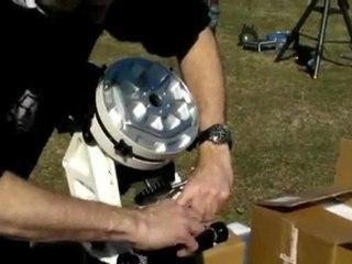 Montage AstroPhysics 900 pour les nuls