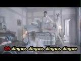 Karaoké - Christophe Maé - Dingue, dingue, dingue - Démo