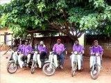 Photos de Béninois au travail