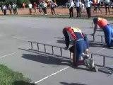 ladder race course échelle
