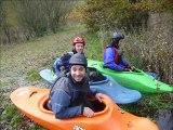 Kayak  freestyle & rodéo rivière - Bretagne